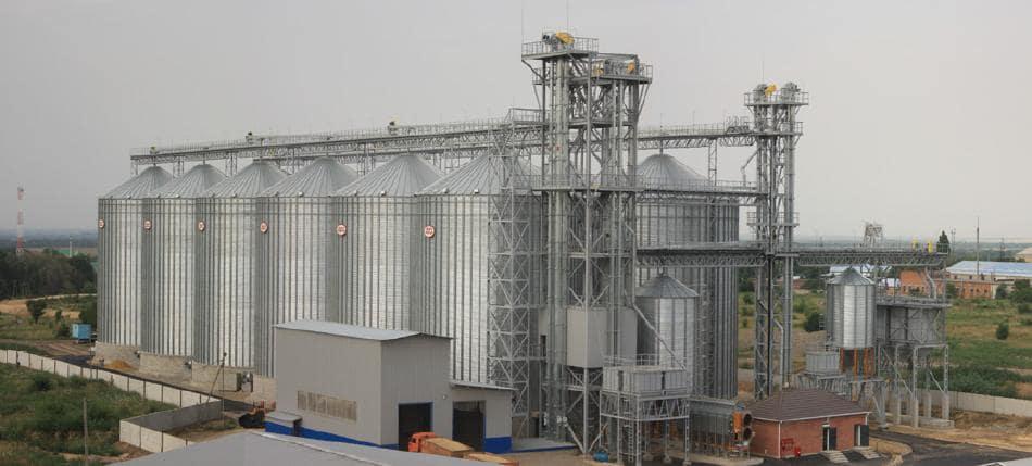 Конструкция зерновых элеваторов змиевка элеватор